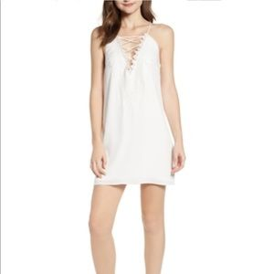 NWT Wayf Posie Slip Dress
